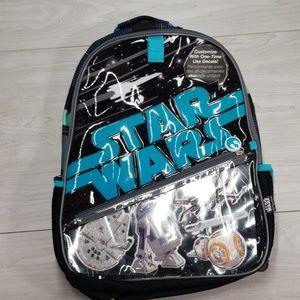 Kid's Star Wars backpack